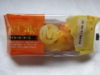 サンラヴィアン マイケーキ チーズ.jpg