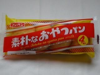 フジパン 素朴なおやつパン(4個入).jpg