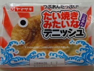 ヤマザキ たい焼きみたいなデニッシュ(つぶあん).jpg