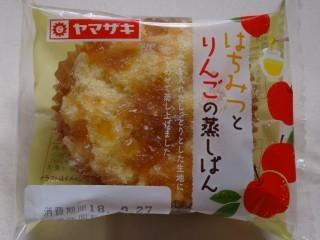 ヤマザキ はちみつとりんごの蒸しぱん.jpg