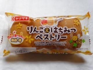 ヤマザキ りんご&はちみつペストリー.jpg