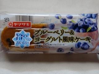ヤマザキ ブルーベリー&ヨーグルト風味ケーキ.jpg