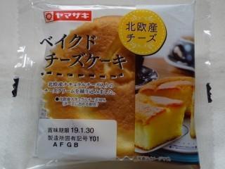 ヤマザキ ベイクドチーズケーキ(北欧産チーズ).jpg