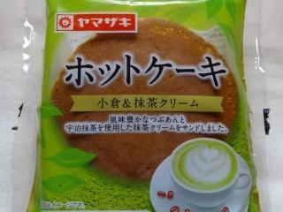 ヤマザキ ホットケーキ(小倉&抹茶クリーム).jpg