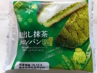 第一パン 蔵出し抹茶メロンパン.jpg