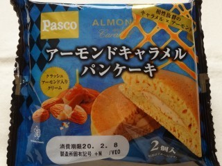 Pasco アーモンドキャラメルパンケーキ(2個入).jpg