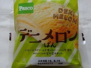 Pasco デニメロンぱん バター.jpg