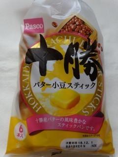 Pasco 十勝バター小豆スティック(6本入).jpg