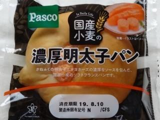 Pasco 国産小麦の濃厚明太子パン.jpg