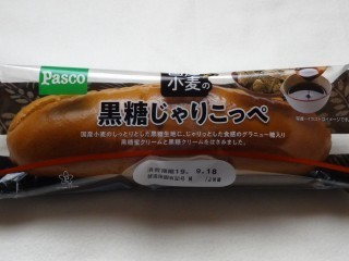 Pasco 国産小麦の黒糖じゃりこっぺ.jpg